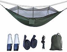 Single & Double Camping Hängematte mit
