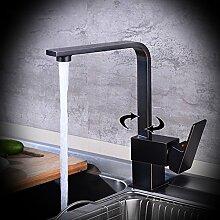 Single hole wasserhahn Küchenarmatur Retro