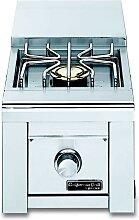 Single side burner Built-In + Fs anbaubar