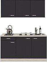 Singleküche BARCELONA | Miniküche mit