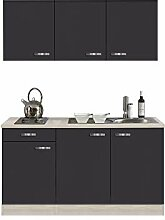 Singleküche BARCELONA - Miniküche mit
