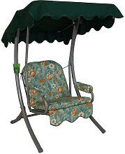 Singleschaukel (1,5-Sitzer) Design Kapstadt grün
