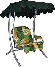 Singleschaukel (1,5-Sitzer) Design Mexiko grün