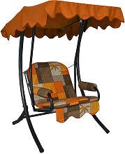 Singleschaukel (1,5-Sitzer) Design Mexiko terra