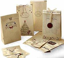 Sinoest Adventskalender zum Befüllen - 24