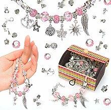Sinwind Adventskalender zum Geschenk Charm Armband