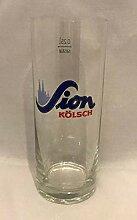 Sion Kölsch Glas/Gläser 0,25l / Bierglas / 6
