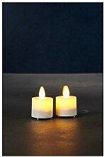 Sirius Home 80018 Elektrische LED-Kerze, Weiß, 1