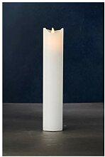 Sirius Home 80067 Elektrische LED-Kerze, Weiß, 1
