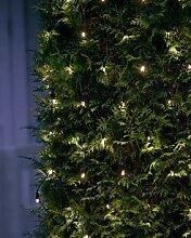 Sirius Lichternetz Time-Line mit 80 LED warmweiß