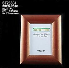 Siro Time Bilderrahmen, Bronze, Einheitsgröße