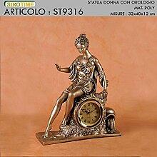 Siro Time Uhr, Gold, Einheitsgröße
