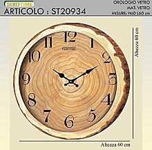 Siro Time Uhr, Holz, Einheitsgröße