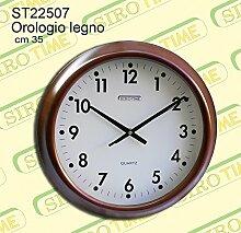 Siro Time Uhr, Walnuss, Einheitsgröße