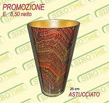 Siro Time Vase, Rot, Einheitsgröße