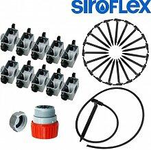 Siroflex Bewässerungs-Set für 20Pflanzen