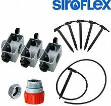 Siroflex Bewässerungs-Set für 6Pflanzen
