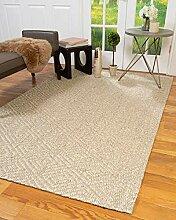 Sisal-Teppich, 100 % Naturfaser, handgefertigt,