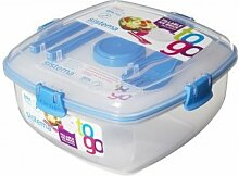 Sistema 9414288213778 Lunchbox, 1.63 liters