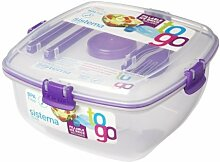 Sistema 9414295213778 Lunchbox, 2.3 liters