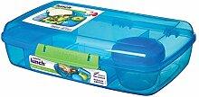 Sistema Bento Lunch Box mit Obst/Joghurt Topf,