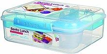 Sistema Bento Lunchbox to Go mit Fruit/Joghurt
