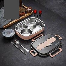 Sistema Lunchbox Lunchbox mit Fach 304 Edelstahl