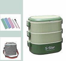 Sistema Lunchbox Lunchbox mit Fach Die isolierte