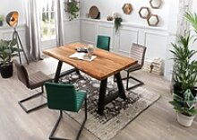 SIT Esstisch Tops&Tables, mit unterschiedlichen