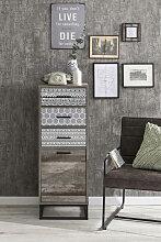 SIT Kommode Skandi, mit dekorativem Muster B/H/T: