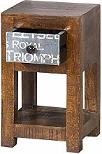 Sit Möbel 1479-30 Blumenhocker Wood und Textil,