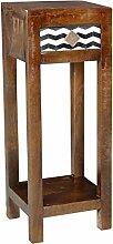 Sit Möbel 4077-30 Blumenhocker Ebony, 30 x 30 x
