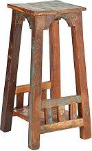SIT-Möbel 9178-98 Blumenhocker, 1 Ablageboden, 28 x 28 x 65 cm