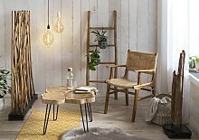 SIT Möbel ROMANTEAKA Leiter 50 x 5 cm | 07997-02