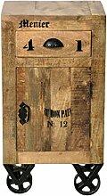 SIT-Möbel Rustic 1907-04 Kommode mit 1 Tür, 1