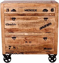 SIT-Möbel Rustic 1962-04 Schuhschrank mit 2