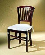 SIT-Möbel Stuhl, Mahagoni, Braun, 50 cm l x 55 cm