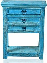 Sit Möbel Telefontisch, Blau