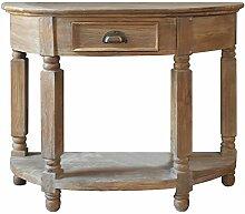 Sit Möbel Telefontisch, Braun