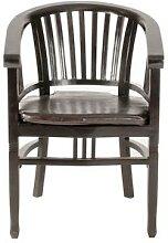 SIT Samba antik used look Akazie massiv Stuhl