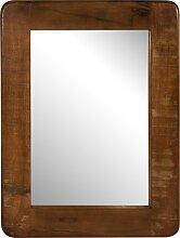 SIT Spiegel Fridge, aus recyceltem Altholz, Shabby
