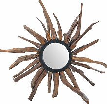 SIT Spiegel Romanteaka, aus recyceltem Altholz