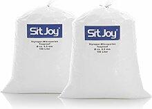 Sitjoy Sitzsack-Füllung | Styropor-Mikro-Perlen