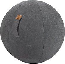 SITTING BALL ALFA Sitzball anthrazit 65,0 cm