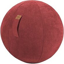 SITTING BALL ALFA Sitzball rot