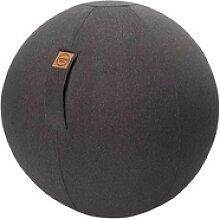 SITTING BALL FELT Sitzball anthrazit 65,0 cm