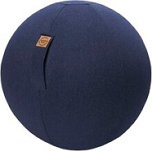 SITTING BALL FELT Sitzball dunkelblau 65,0 cm