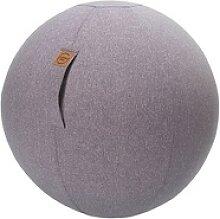 SITTING BALL FELT Sitzball grau