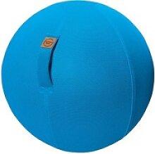 SITTING BALL MESH Sitzball blau