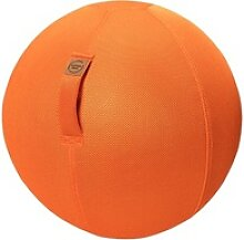 SITTING BALL MESH Sitzball orange